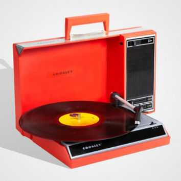 Retro Spinnerette Record Player | Shop Gadget Gifts Now | fredflare.com