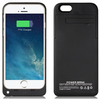 4000mAh Power Bank Case for iPhone 6\6s