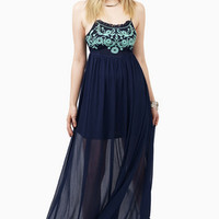 Long Weekend Maxi Dress $54
