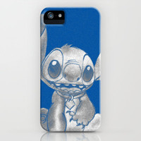 stitch  iPhone Case by Nic Moore | Society6