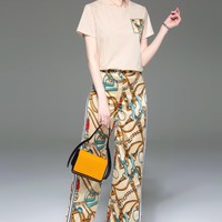 2019 Hermes Ready To Wear T-shirt And Pants Style #26 - Best Online Sale