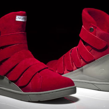 Super Deb Laceless High Top Sneaker | Heyday Footwear