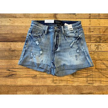 Jace Distressed Shorts