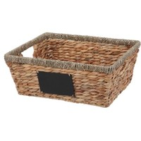 Better Homes and Gardens Hyacinth Twist Medium Taper Basket - Walmart.com