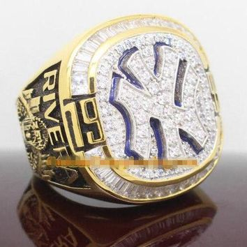 """SPORTS RING * 1999 NEW YORK """"YANKEES"""" WORLD * CHAMPIONS/...fast free delivery!"""