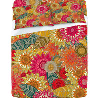 DENY Designs Home Accessories | Sharon Turner Sunshine Garden Sheet Set