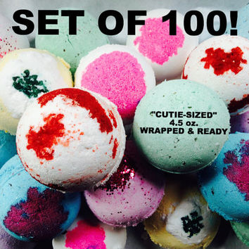 Wholesale Bath Bombs 100! 7 oz. Bath Bombs Wholesale bath bombs WHOLESALE BATHBOMBS/Soapie Shoppe