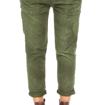 The Slouch Army Pants