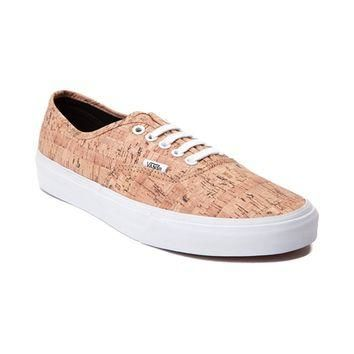 Vans Authentic Cork Skate Shoe
