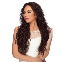 "LACE FRONT WIG, EXTRA LONG CURLY 30"" (LL005)"
