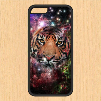 Tiger in Space PC SEC1 Print Design Art iPhone 4 / 4s / 5 / 5s / 5c /6 / 6s /6+ Apple Samsung Galaxy S3 / S4 / S5 / S6