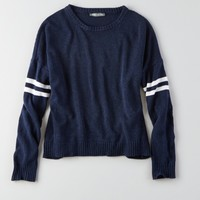 DON'T ASK WHY VARSITY SWEATER