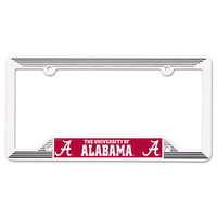 Alabama Crimson Tide - University of License Plate Frame