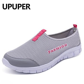 Light Sneakers Breathable