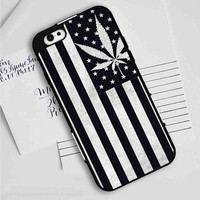 American Flag weed leaf iPhone 7 | 7 Plus Case Planetscase.com