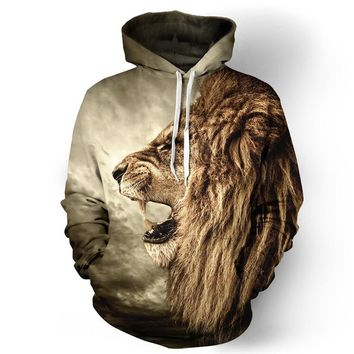 Alisister new fashion 3D Galaxy hoodies print hemp/tiger/cat jacket men/women Harajuku sweatshirt casual Graphics pullover hoody