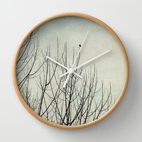 lonely heart Wall Clock by ingz
