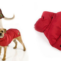 The Green Head - Canine Styles - Puffer Dog Coat