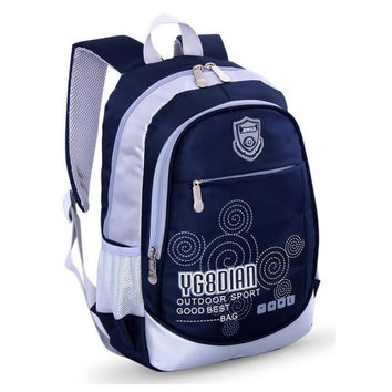 school bag boys schoolbag blue school bags for girls bookbag children backpacks black book bag waterproof nylon kids travel bag
