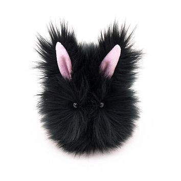 Blackie the Bunny Stuffed Animal Plush Toy