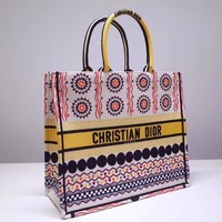 Christian Dior  Book Tote Bag #7