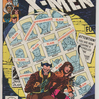 Uncanny X-Men V1, 141. Jan 1981. Days of Future Past, Part I, VF-, Marvel Comics