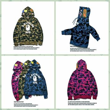 Pullover Winter Men's Fashion Camouflage Hoodies [420154736676]