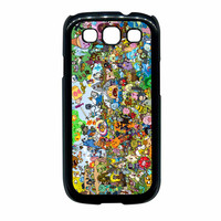 Adventure Time 1 Samsung Galaxy S3 Case