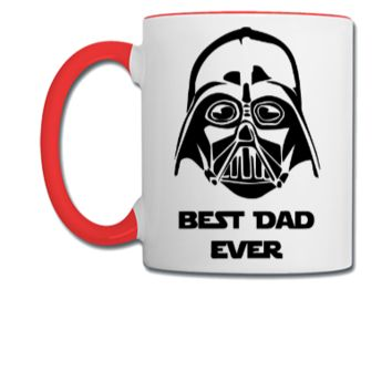 BEST DAD EVER STAR WARS - Coffee/Tea Mug