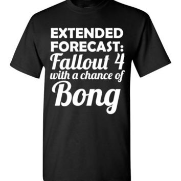Extended Forecast Fallout 4 With a Chance of Bong