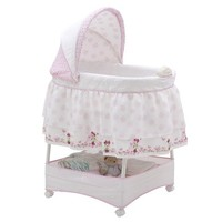 Disney Minnies World Gliding Bassinet: Shopko