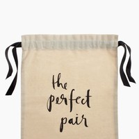 Perfect Pair Shoe Bag