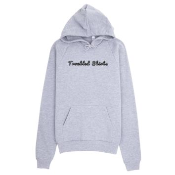 Troubled Shirts OG Logo California Fleece Pullover Hoodie