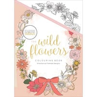 Kaiser Colour The Wildflowers Adult Coloring Book