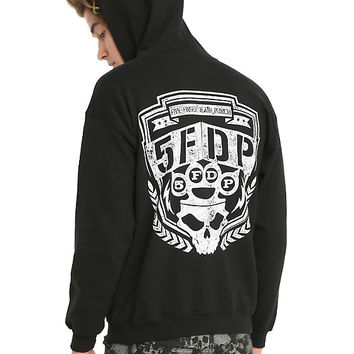 Five Finger Death Punch Shield Hoodie