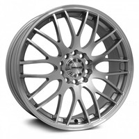 MAXXIM® - MAZE Silver with Machined Face