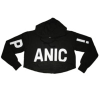Crop Pullover Hoodie | Panic! At The Disco