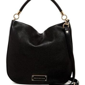 DCCKHB3 Marc by Marc Jacobs | Leather Hobo