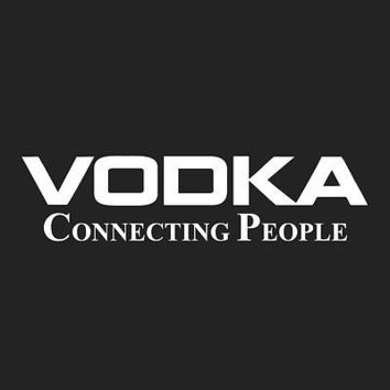 Vodka Connecting People Funny Humorous Mens Ladies T-Shirts Tank Top Vests S-XXL
