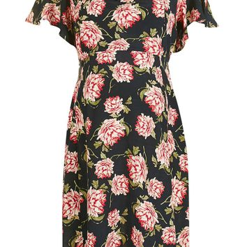 MATERNITY Floral Tea Dress | Topshop