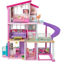NEW Barbie Dream House Play-set with 70+ Accessory Pieces