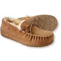 Women's Wicked Good Camp Moccasins: Slippers | Free Shipping at L.L.Bean