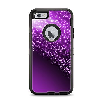 The Shower of Purple Rain Apple iPhone 6 Plus Otterbox Defender Case Skin Set