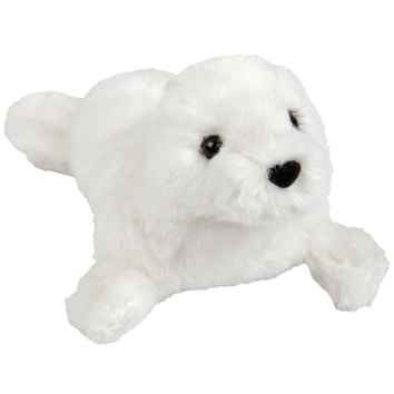 Snowflake the White Seal Soft Plush Toy