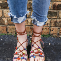 Gypsy Spell Sandals