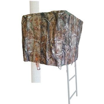 Cottonwood Outdoors Weathershield Treestand Resurrection 2 Panel ADA Blind System Kit | Academy