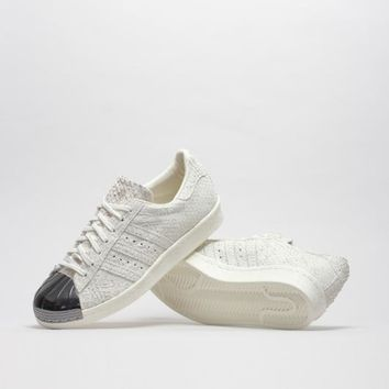 Naked - Supplying girls with sneakers - Adidas Superstar 80s Metal Toe S82483 | NAKED
