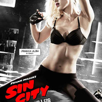 Sin City: A Dame to Kill For Nancy Movie Poster 11x17