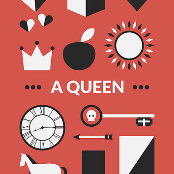 Once Upon A Time - A Queen