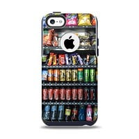 The Vending Machine Apple iPhone 5c Otterbox Commuter Case Skin Set